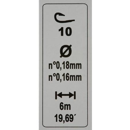RL MULTI STABYLY COMP H10 KIT Rigged Line