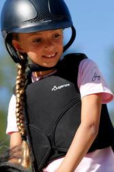 Bodyprotector Safety 100 voor kinderen, ruitersport - 445066