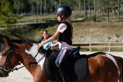 Bodyprotector Safety 100 voor kinderen, ruitersport - 445067