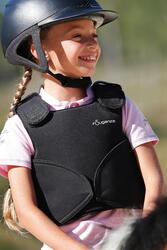 Bodyprotector Safety 100 voor kinderen, ruitersport - 445071