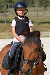 Bodyprotector Safety 100 voor kinderen, ruitersport - 445074