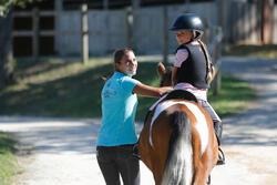 Bodyprotector Safety 100 voor kinderen, ruitersport - 445076