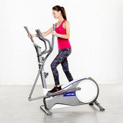 Fitness schoenen 360 Comfort voor dames, zwart/roze - 445211
