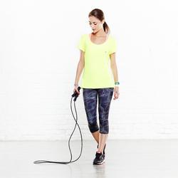Fitness T-shirt Energy voor dames - 445228