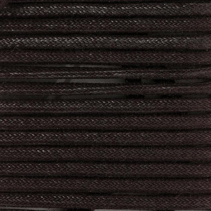 Schnürsenkel für Reitstiefeletten braun