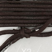 Horse Riding Jodhpur Boot Laces - Brown