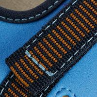 Arpenaz 50 children's hiking sandals blue