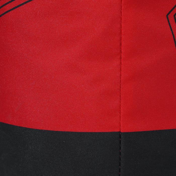 Kit initiation Boxe Enfant : Sac rouge + gants noirs - 44533