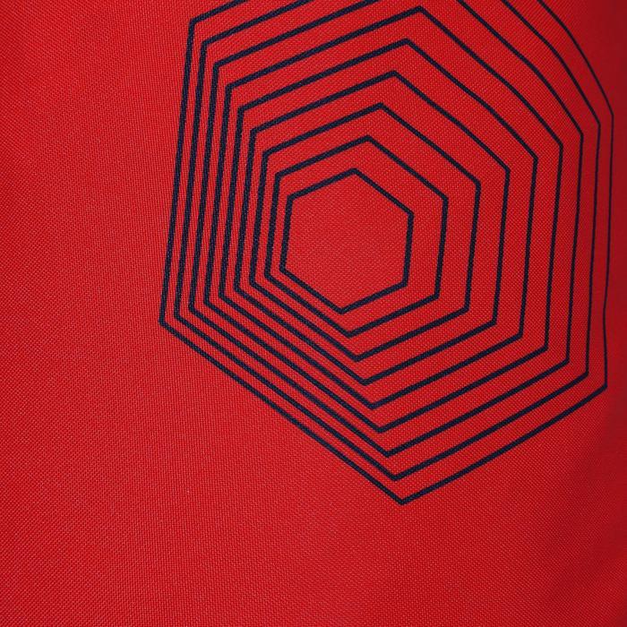 Kit initiation Boxe Enfant : Sac rouge + gants noirs - 44535