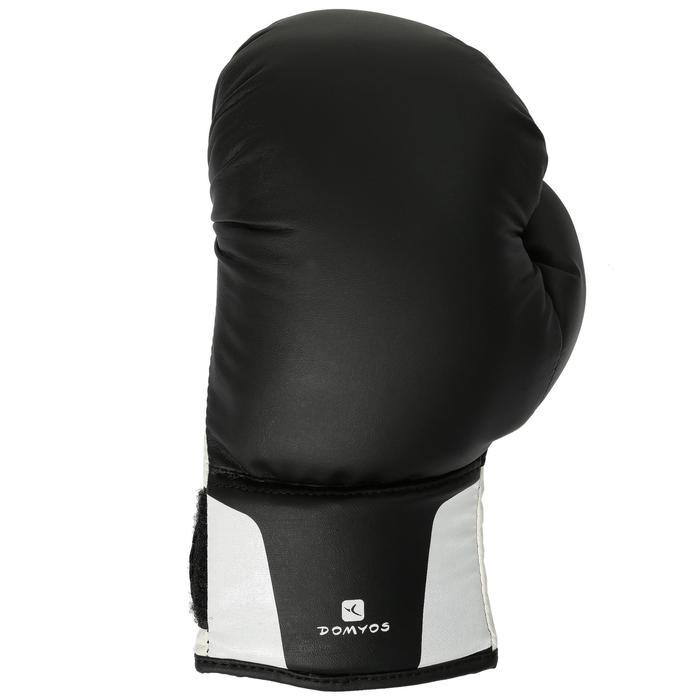 Kit initiation Boxe Enfant : Sac rouge + gants noirs - 44538