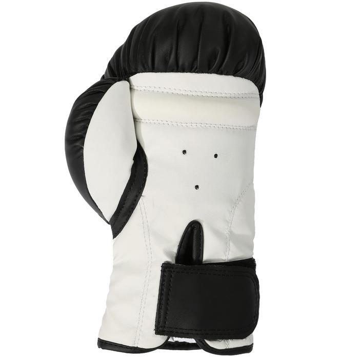 Kit initiation Boxe Enfant : Sac rouge + gants noirs - 44539