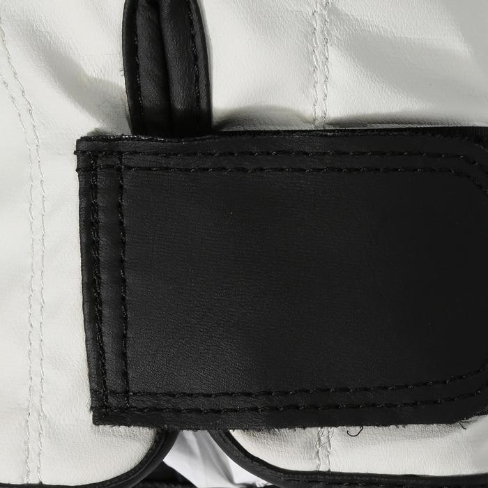 Kit initiation Boxe Enfant : Sac rouge + gants noirs - 44540