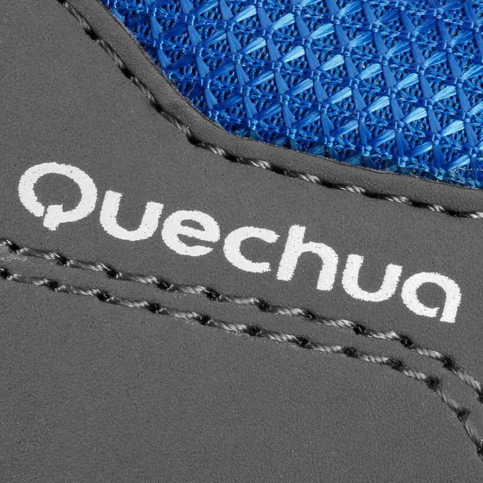 Chaussures de randonnée enfant Arpenaz 50 scratch bleu