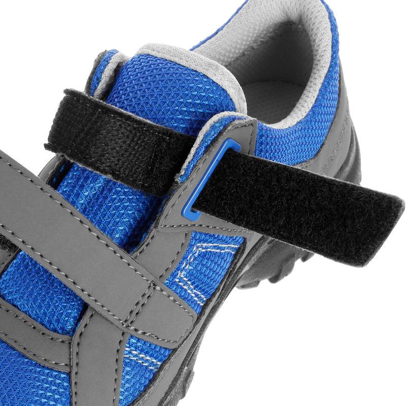 Giày leo núi dã ngoại Arpenaz 50 cho trẻ em - Xanh dương