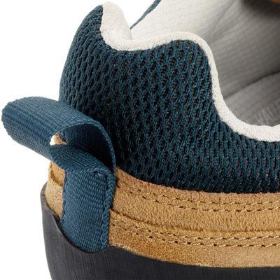 Чоловічі черевики NH500 для походів - Бежеві