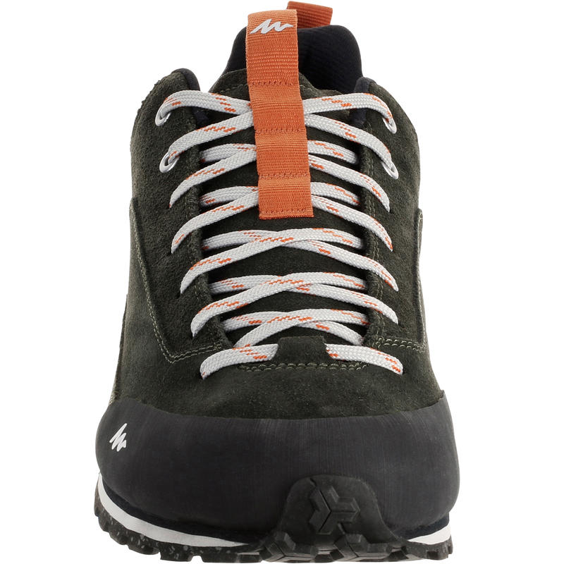 NH500 Men's Country Walking Boots - Khaki Orange