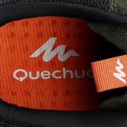 NH500 Men's Country Walking Boots - Khaki Orange