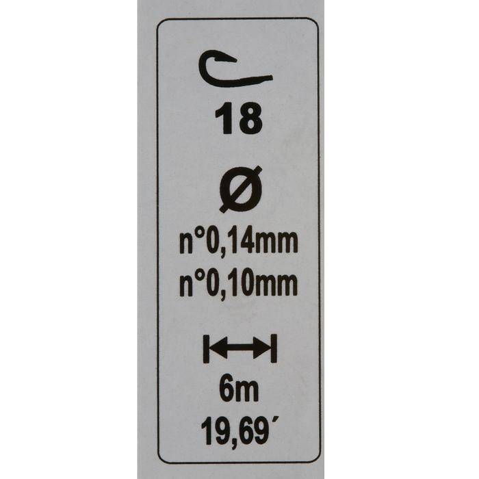 Gemonteerde lijn vaste stok RL Pole Lakesee 0,4 g H18