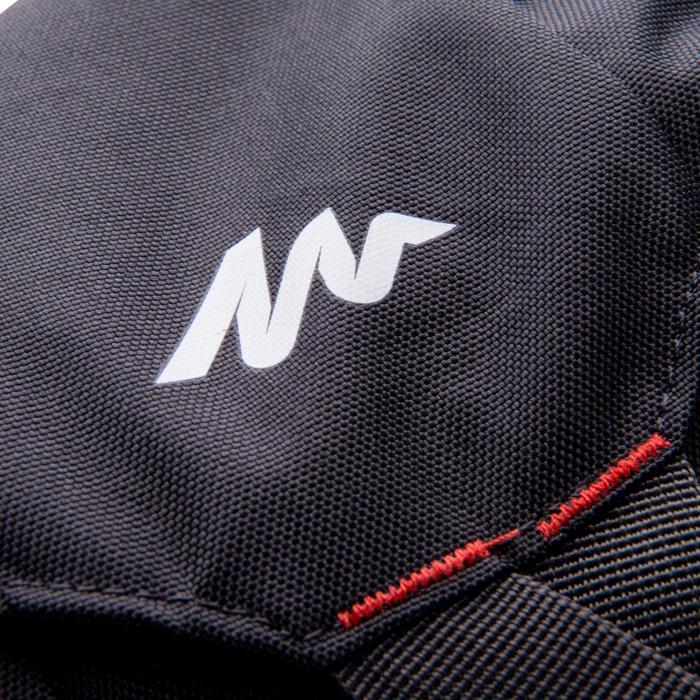Wandelrugzak NH100 30 liter zwart grijs