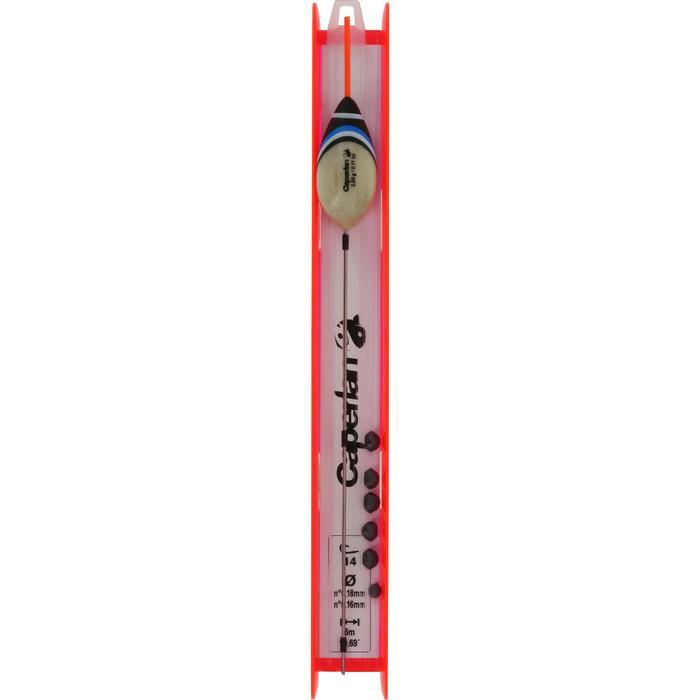 gemonteerde lijn statisch vissen rl pole riverthin 3 g H14