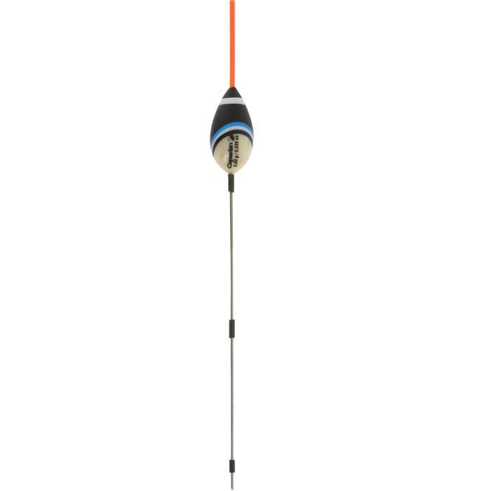 gemonteerde lijn statisch vissen rl pole riverthin 0,8 g H18
