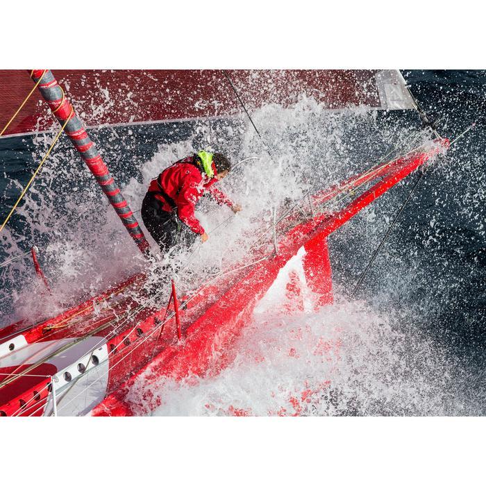 Gilet de sauvetage gonflable bateau adulte LJ150N AIR avec harnais - 446818