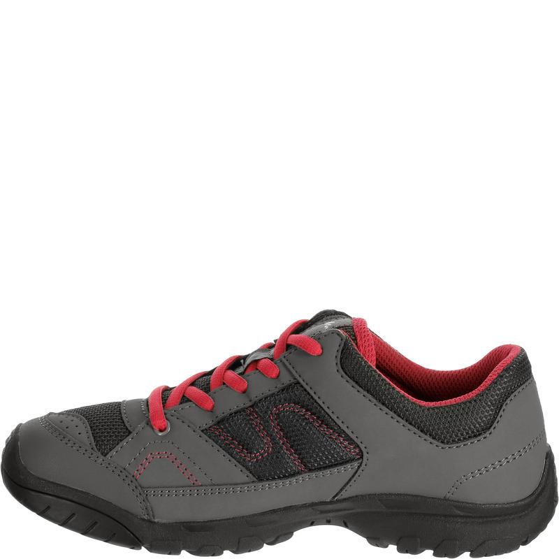 Chaussures de randonnée enfant Arpenaz 50 lacet rose
