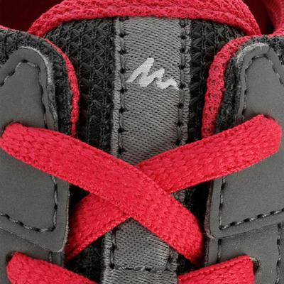 ארפנז 50 שרוכים ורודים לנעלי הליכה לילדים