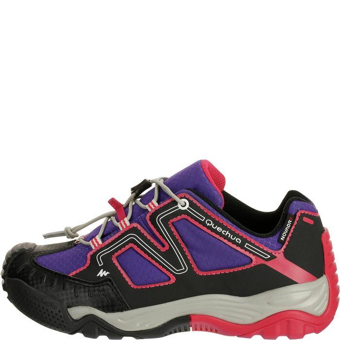 Chaussures de randonnée enfant Crossrock imperméables - 446950