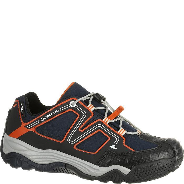 Chaussures de randonnée enfant Crossrock imperméables - 446968