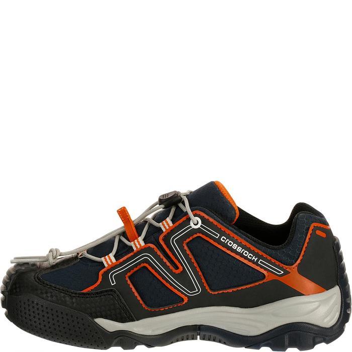 Chaussures de randonnée enfant Crossrock imperméables - 446970