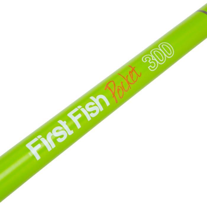 Panoplie découverte de la pêche FIRST FISH POCKET 300