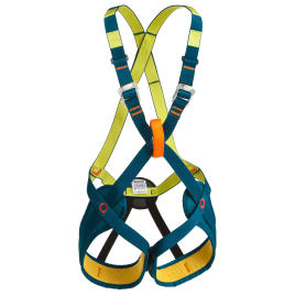 Arnês-escalada-criança-spider-kid-simond-decathlon
