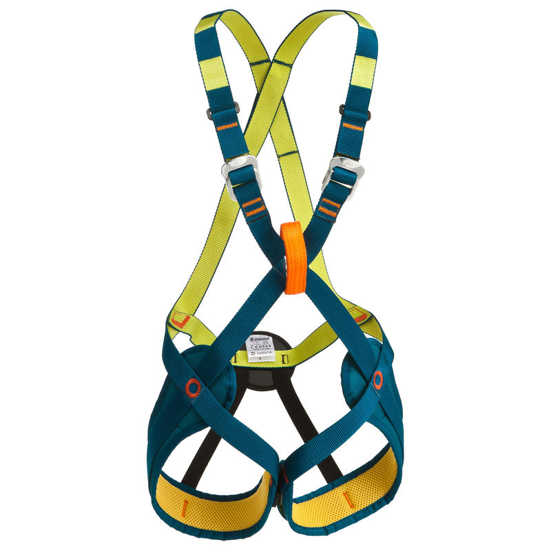 KID'S FULL CLIMBING HARNESS - SPIDER KID