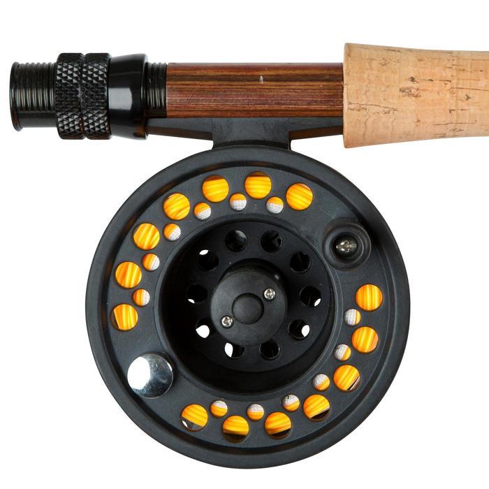Conjunto pesca con mosca Go Fishing Fly