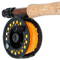 Go Fishing fly fishing outfit