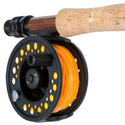 Комплект Go Fishing fly для ловлі нахлистом