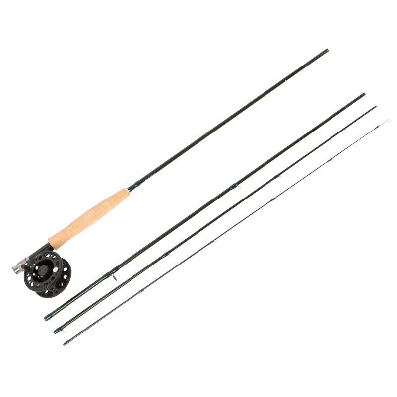 Conjunto pesca con mosca SET FLY 300