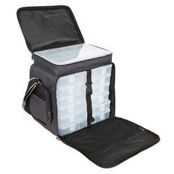 Angeltasche Carryel zum Umhängen 7 Fächer Größe L