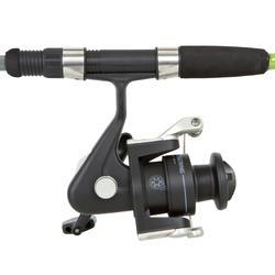 Hengelset Essential Ledgering voor statisch vissen groen - 447864