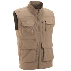 Travel 100 Men's Gilet - Beige