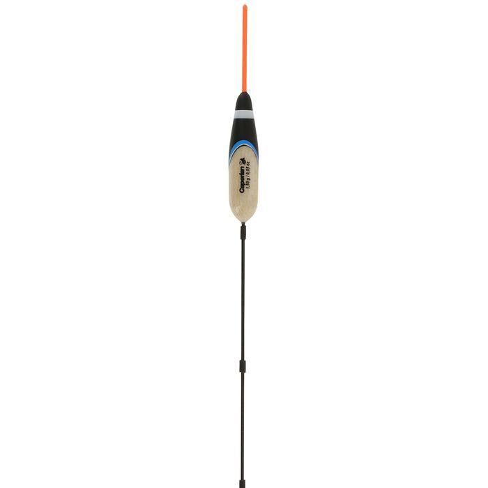 Montage RL Pole Rivershow, 1,5 g, Haken Gr. 16, Stippangeln