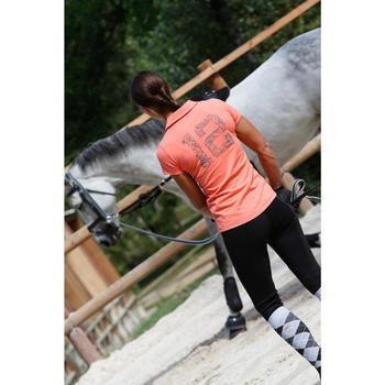 Pantalon équitation femme BR100 - 448976