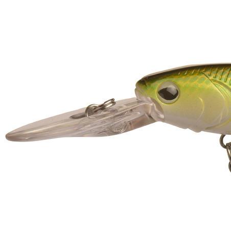 Poisson nageur flottant pêche Barn 60 Vert