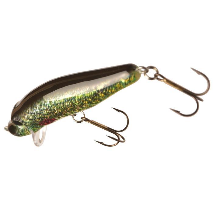 Drijvend kunstvisje voor vissen op snoek 140 FL
