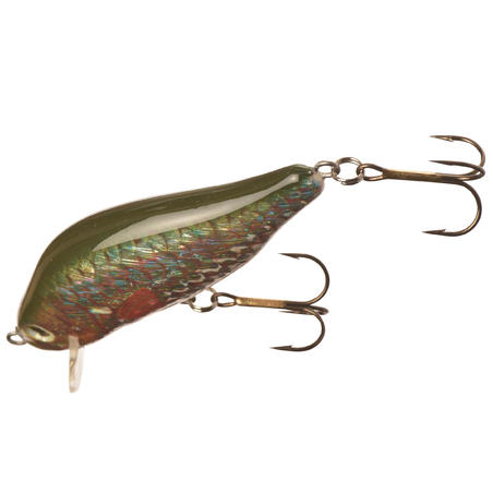 CARPEAU 10 CM Fish float fishing swimmer