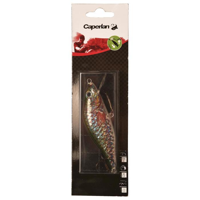 Drijvend kunstvisje voor hengelsport Carpeau 10 cm