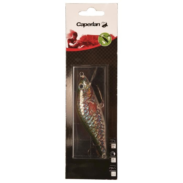 Drijvende plug hengelsport Carpeau 10 cm
