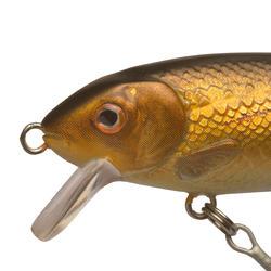 Drijvend kunstvisje hengelsport Glenroy 70 Voorn - 449042