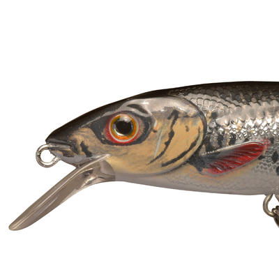 Glenroy 110 Roach floating fishing plug bait